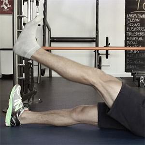 Leg raise