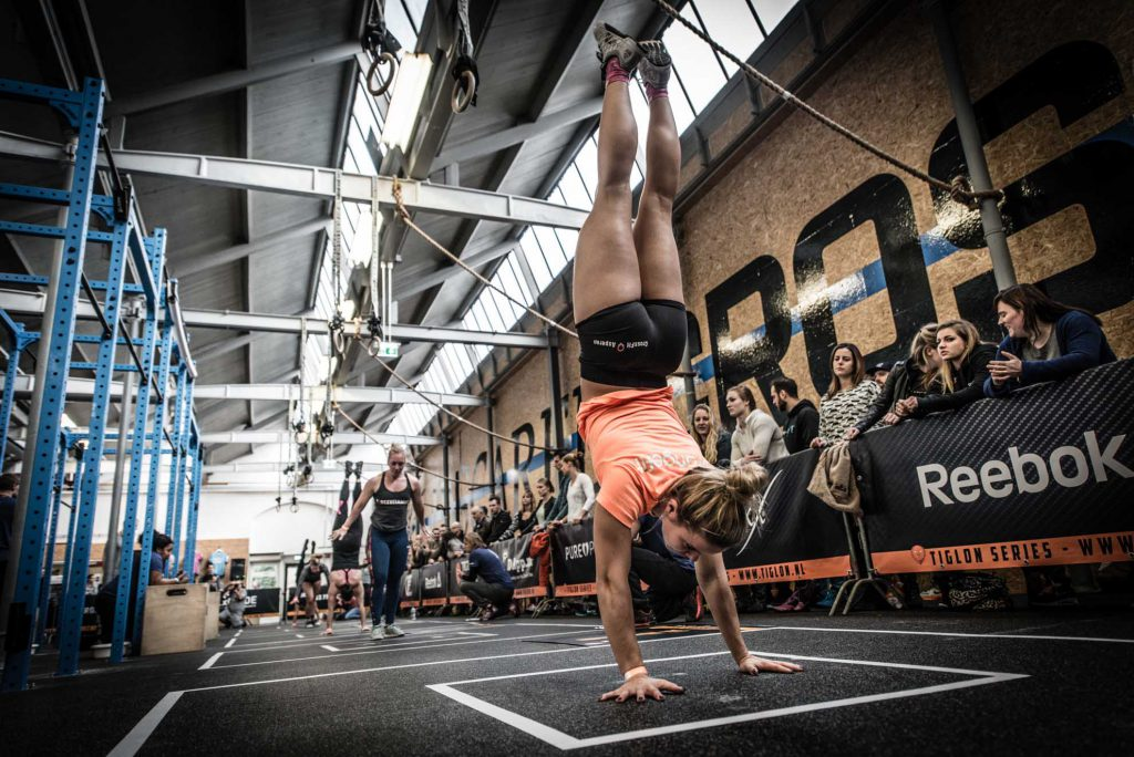 Tiglon Series Unscared Crossfit