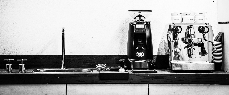 koffie bij Fysiofabriek