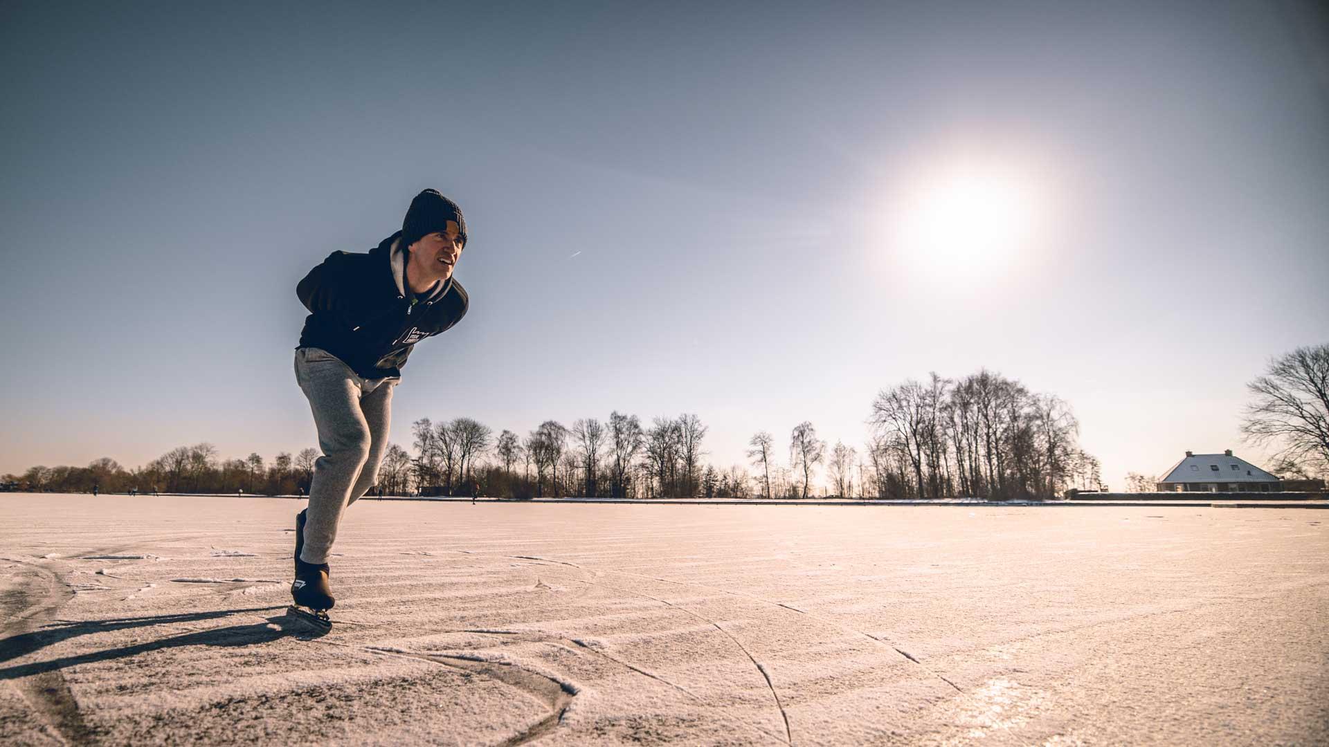 tips schaatsen natuurijs